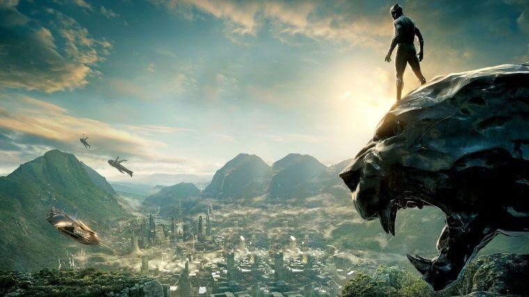 Black Panther'den Wakanda'yı tanıtan bir video geldi