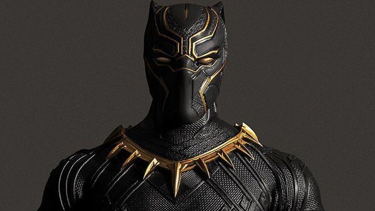Black Panther'in Grammys reklamı yayınlandı