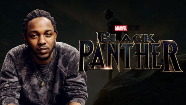 Kendrick Lamar'ın Black Panther albümü listesi yayınlandı