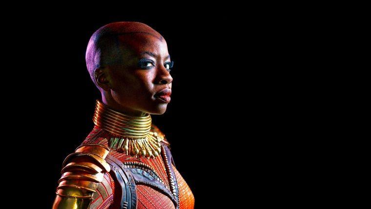 Black Panther'den Okoye ve Nakia'nın epik araba sahnesi yayınlandı