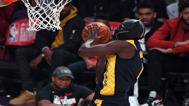 2018 NBA All-Star Yarışması'ndan Black Panther rüzgarı geçti
