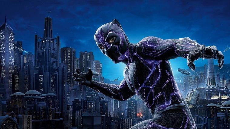 Black Panther, 4 günde 400 milyon dolar hasılatı geçmeyi başardı