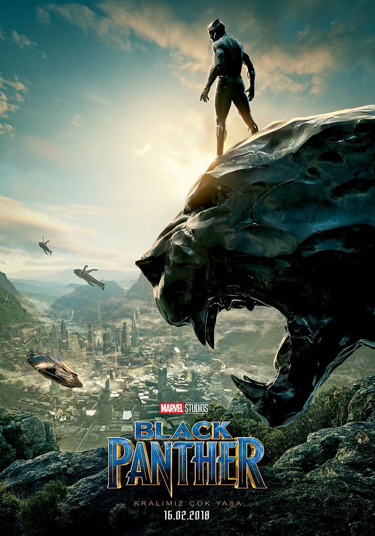 Black Panther için hediye bilet kazanmak ister misiniz?