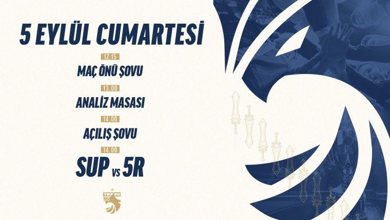 VFŞL Türkiye Büyük Finali etkinlik takvimi açıklandı