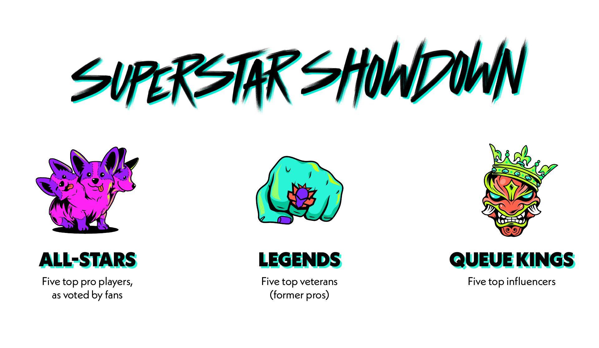 League of Legends All-Star etkinliği katılımcıları belirlendi