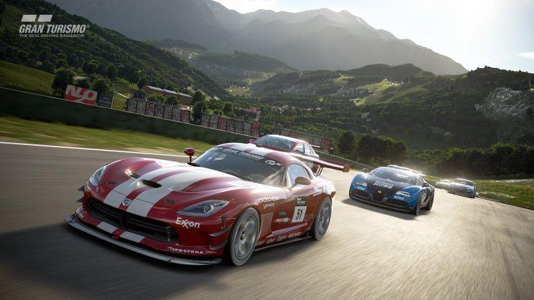 Gran Turismo Sport'un beklenen 1.18 güncellemesi yayınlandı