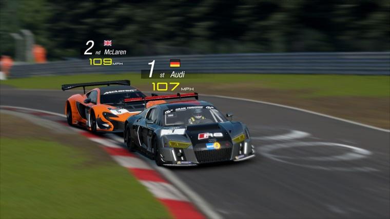 Gran Turismo Sport'tan yeni oynanış videosu