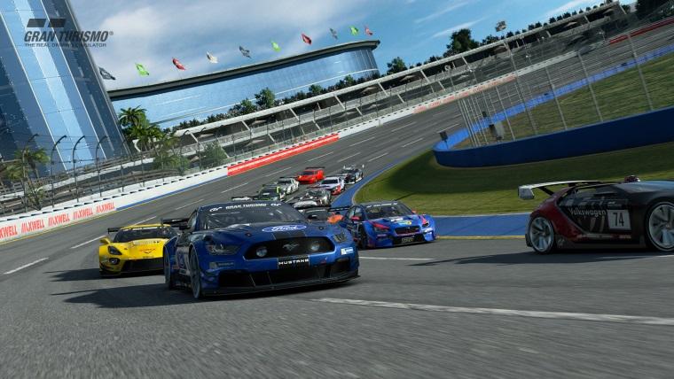 Gran Turismo Sport'un iki adet grafik modu olacak
