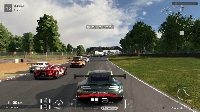 Gran Tursimo Sport'un beklenen 1.12 güncellemesi yayınlandı