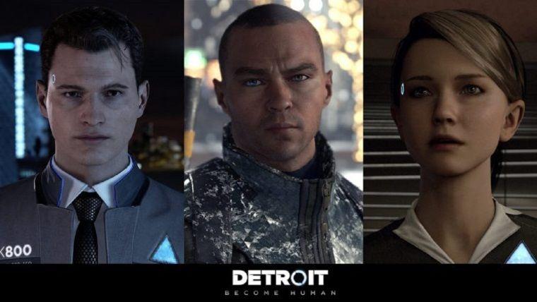 Detroit: Become Human karakterlerini yakından tanıyalım
