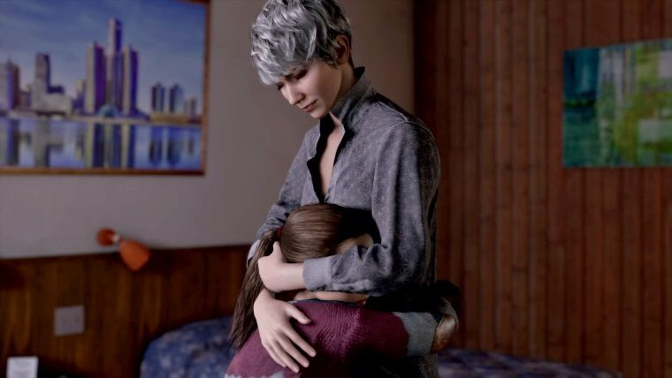 Detroit: Become Human karakterlerinin kamera arkası yayınlandı