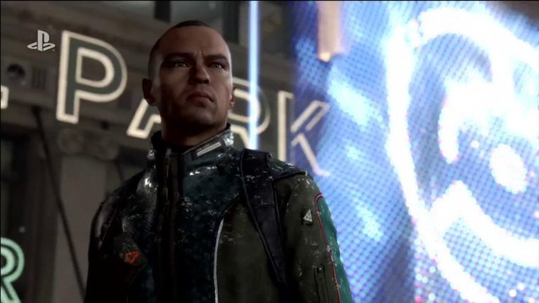 PS4'e özel Detroit: Become Human'ın çıkış tarihi açıklandı