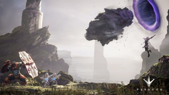 Epic Games'in MOBA'sı Paragon'dan yeni karakterler videosu