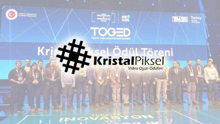 Kristal Piksel Video Oyun Ödülleri Töreni
