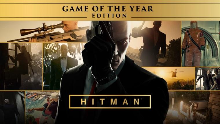 Hitman - Game of the Year Edition duyuruldu