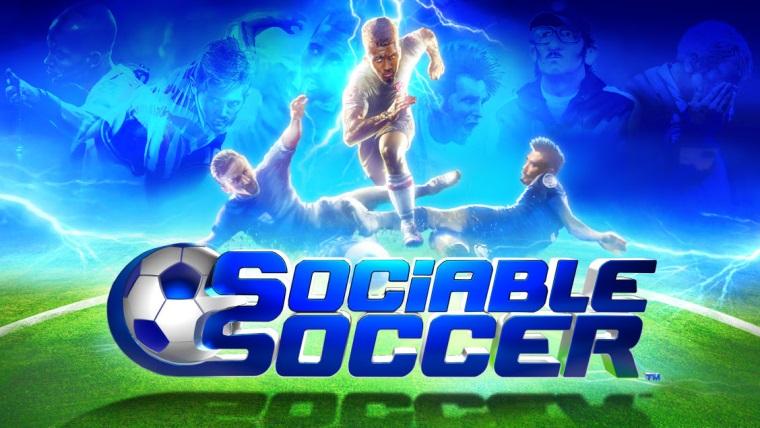Sociable Soccer, Steam Erken Erişim ile çıktı