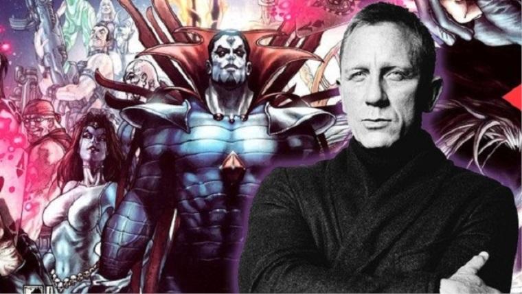 Daniel Craig, Gambit filmi kadrosuna katılabilir