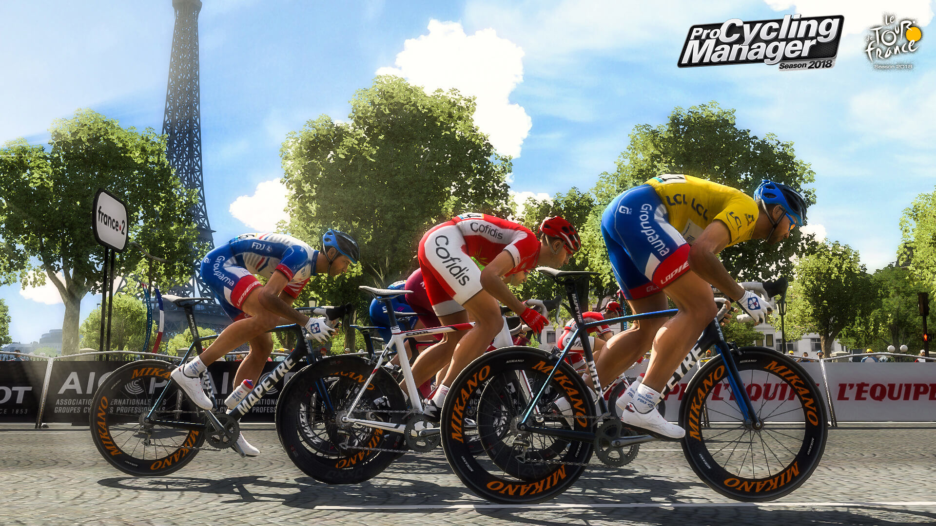 Bisiklet menajerlik oyunu Pro Cycling Manager 2018 duyuruldu