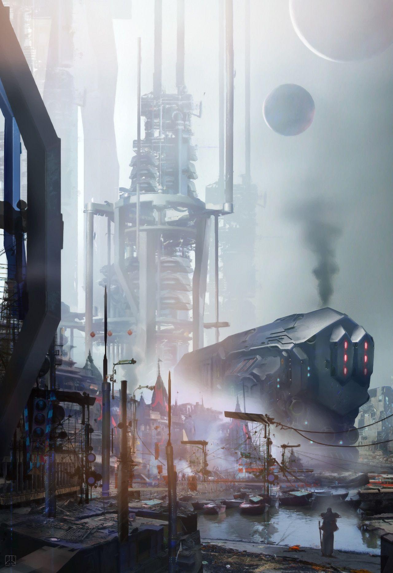 Eski Bioware ekibinden yeni bir Sci-fi RPG oyunu geliyor