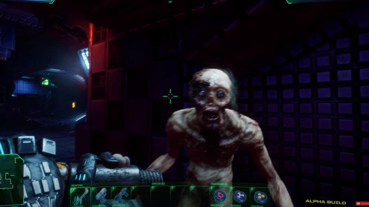 New teaser released for System Shock