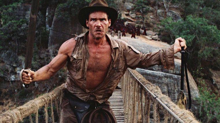 Indiana Jones 5 filmi setinden ilk fotolar geldi