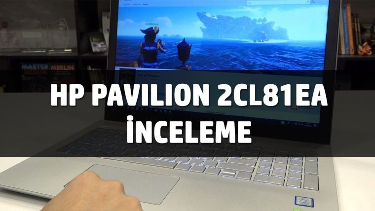 HP Pavilion 2CL81EA İnceleme