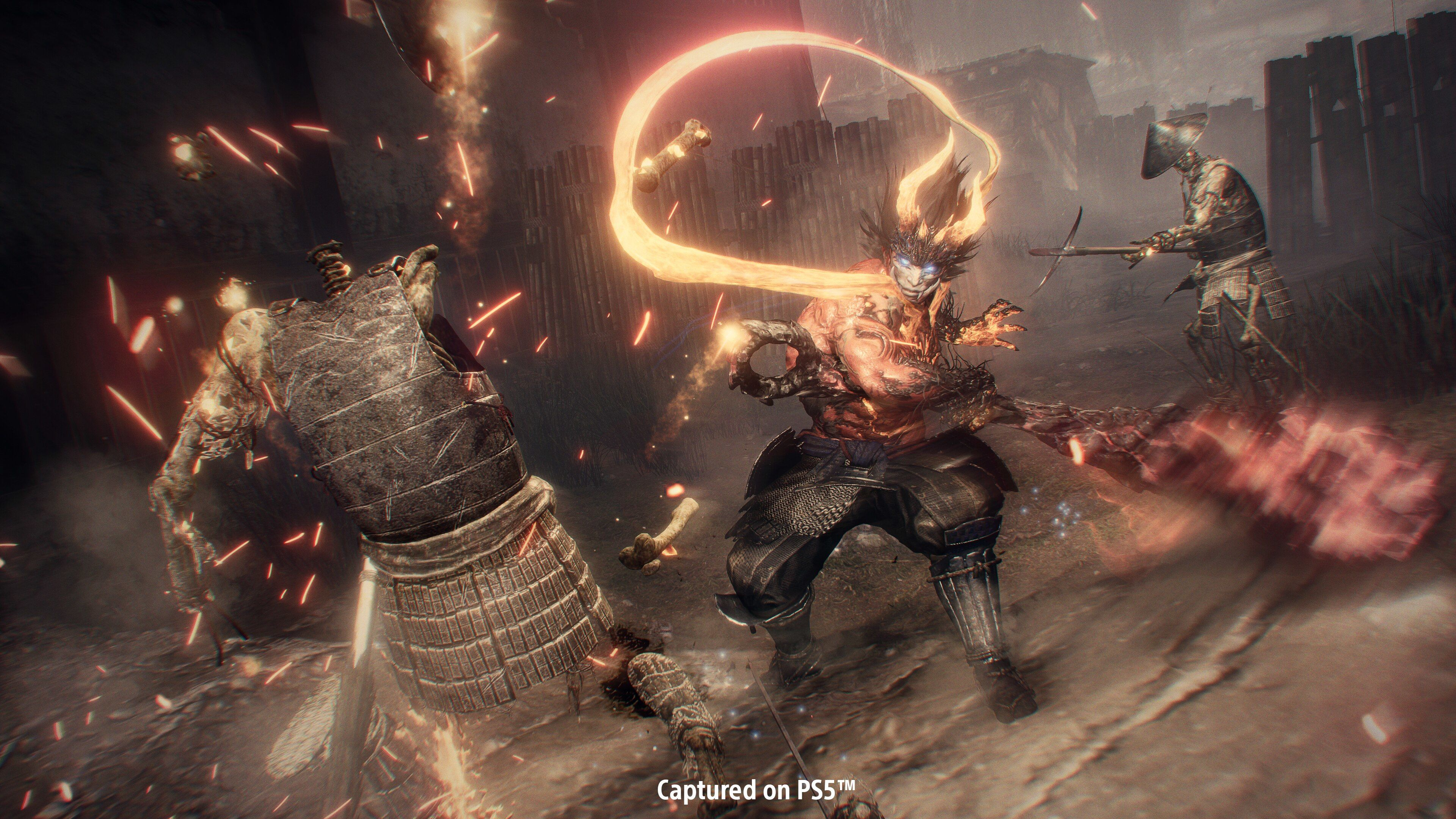 Nioh Collection için ekran görüntüleri yayınlandı