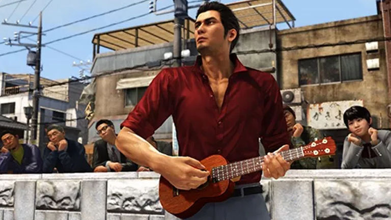 Yakuza 6 Song of Life system requirements