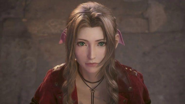 Final Fantasy VII devasa dosya boyutuyla geliyor