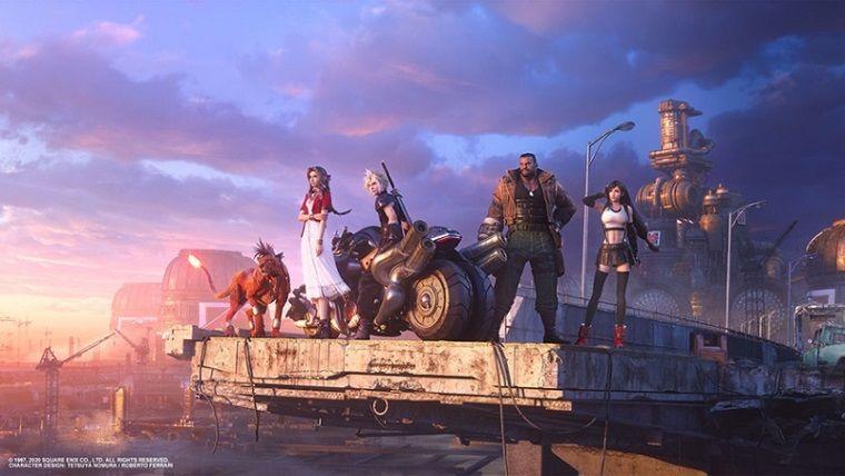 Final Fantasy VII Remake seslendirme kadrosu belli oldu