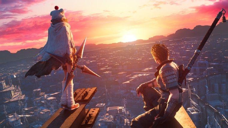 Final Fantasy VII Remake PS5 sürümünden karşılaştırma videosu