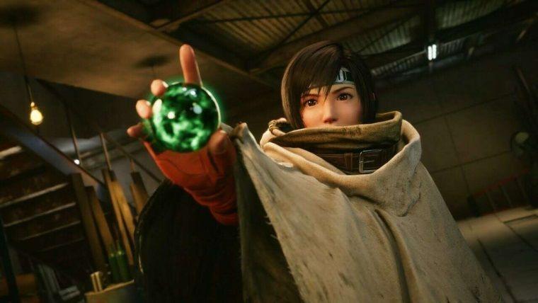 Final Fantasy VII Remake Intergrade son fragmanı yayınlandı