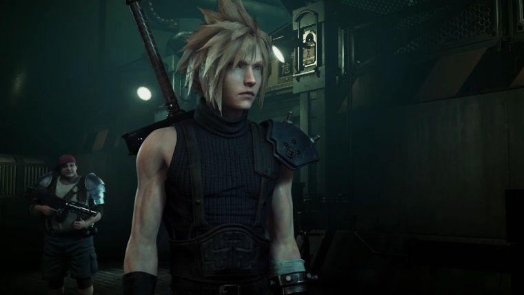 Final Fantasy VII Remake için yeni görseller paylaşıldı