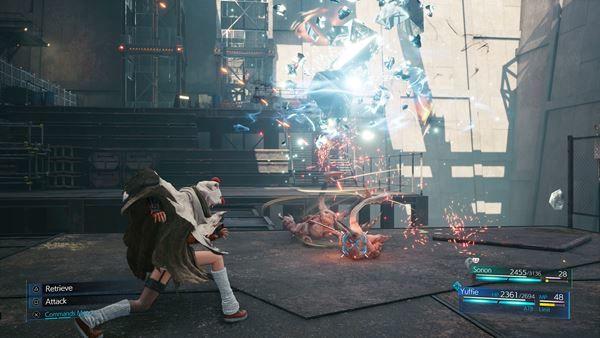 Final Fantasy VII Remake Intergrade PS5 için çıktı