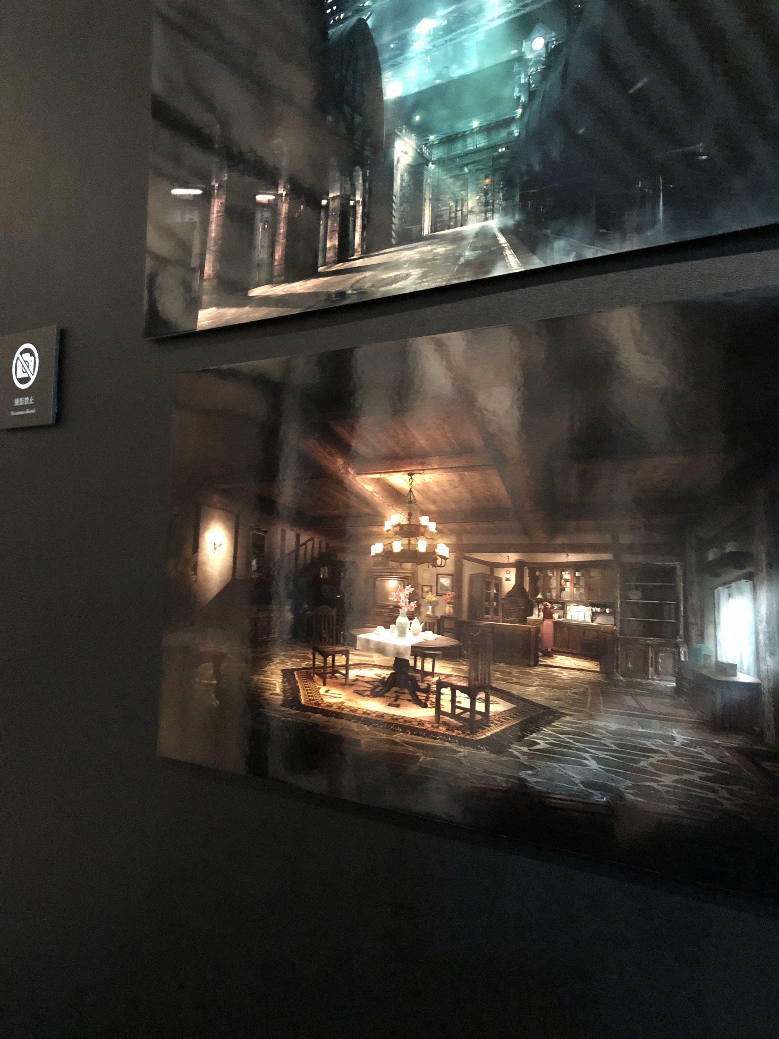 Final Fantasy VII Remake'den yeni görüntüler geldi