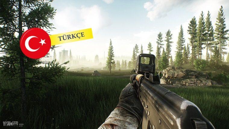 Escape from Tarkov'un Türkçe dil desteği ile geleceği açıklandı