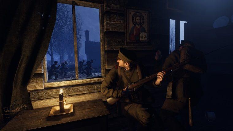 Birinci Dünya Savaşı temalı Tannenberg Steam'de yayınlandı