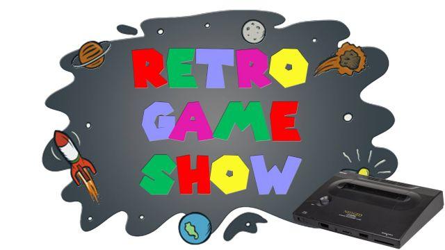 Retro Game Show #2 /// NEO GEO AES