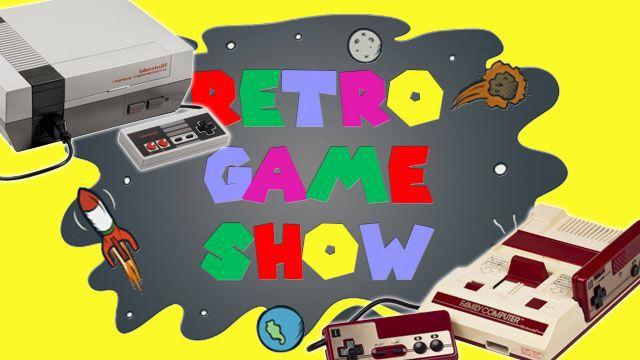 Retro Game Show #4 /// Nintendo Entertainment System (NES)