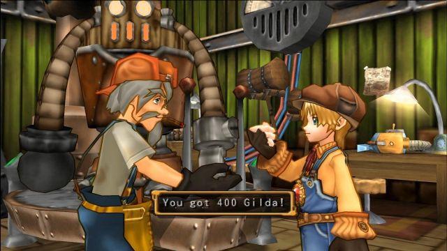 Dark Cloud 2'nin PS2 ve PS4 grafik karşılaştırması