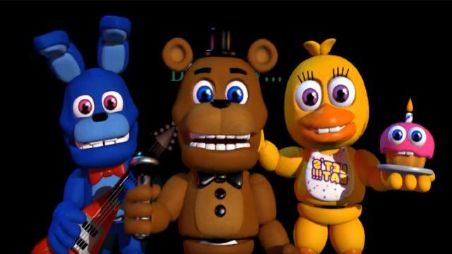 Five Nights at Freddy's World geliyor!