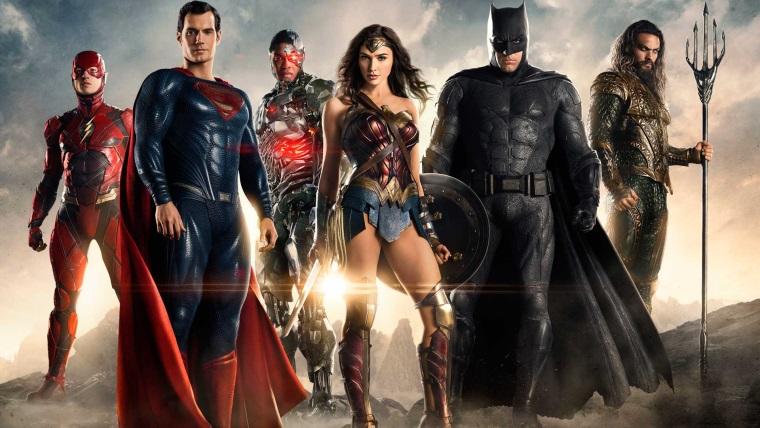 Justice League için yeni bir video yayınlandı