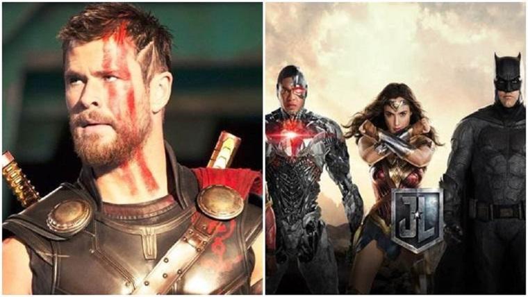 Justice League'e Thor çarptı!
