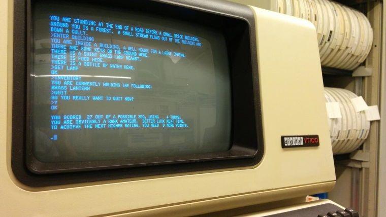 İlk yazılı macera oyunu SMS üzerinden oynandı