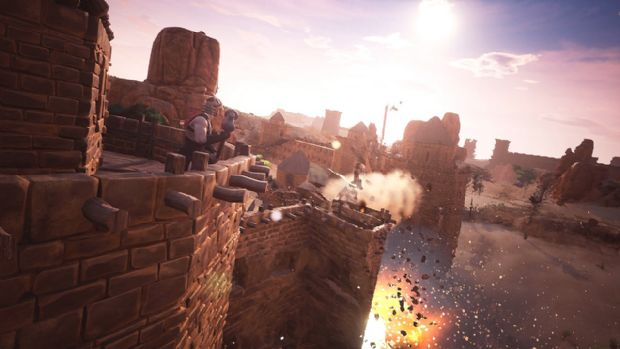 Conan Exiles'tan yeni ekran görüntüleri