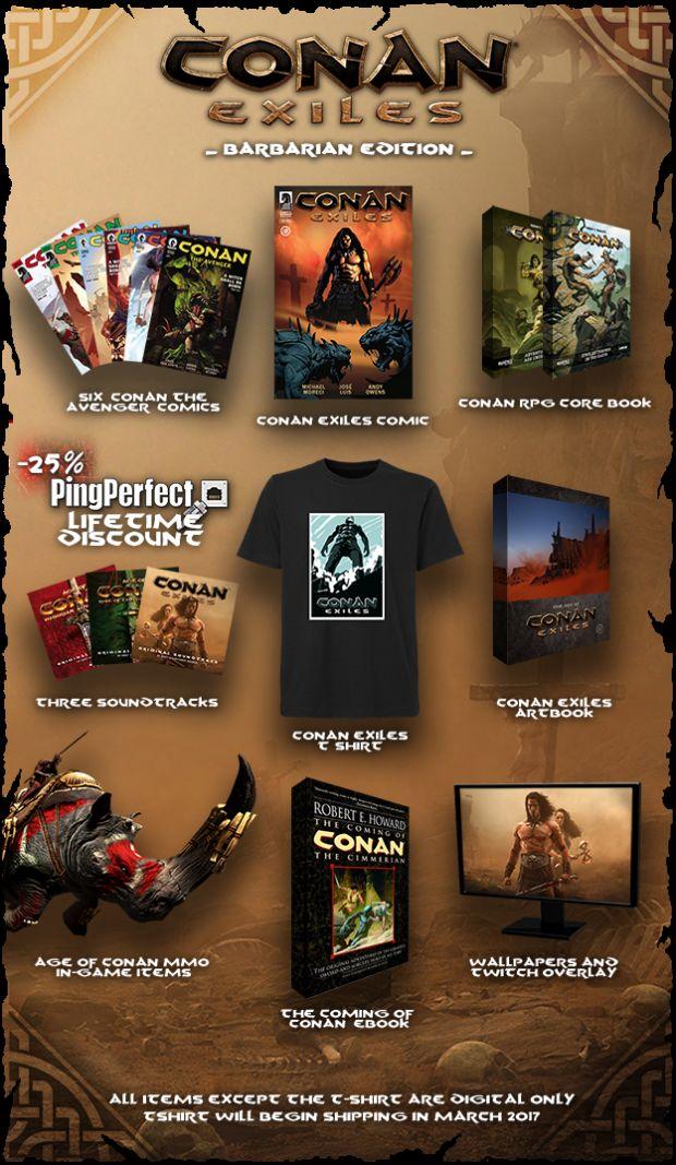 Conan Exiles'ın sinematik fragmanı yayınlandı