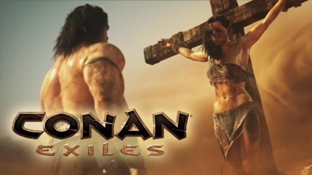Conan Exiles da korsana yenik düştü