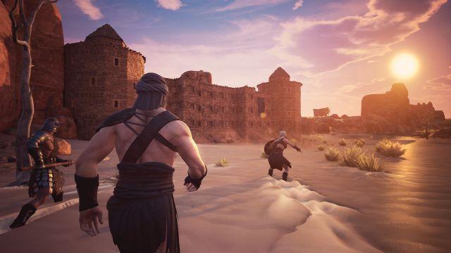 Conan Exiles için beklenen oynanış videosu yayınlandı