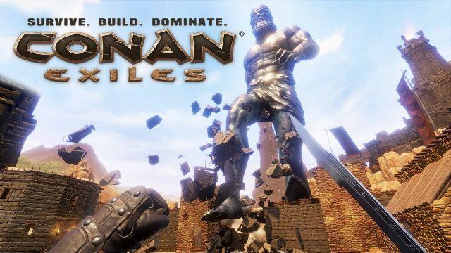 Conan Exiles için erken erişim fragmanı yayınlandı