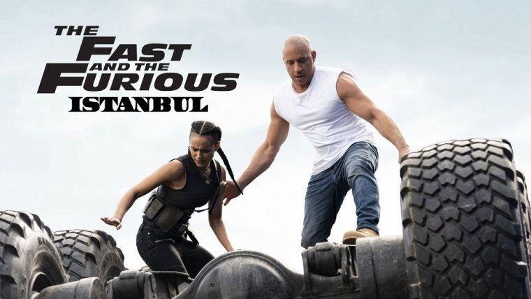 Yeni Hızlı ve Öfkeli filmi İstanbul'da çekilebilir